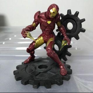 Bandai Gashapon Marvel Heroes series #04 Ironman