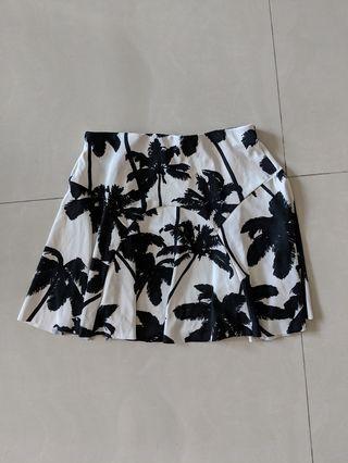 Berskha printed skirt
