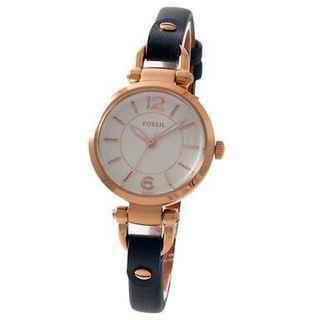 🚚 Fossil Fossil Georgia Wrist Watch美國代購 女款精品錶 正品