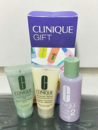 Clinique Travel Set