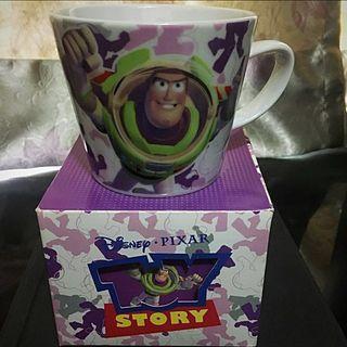 🈹(Disney 迪士尼系列) 巴斯光年 有耳瓷杯 Buzz Lightyear Cup