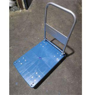 Foldable Heavy Duty Trolley ( Solid Rubber Noiseless Wheel ) New Product!