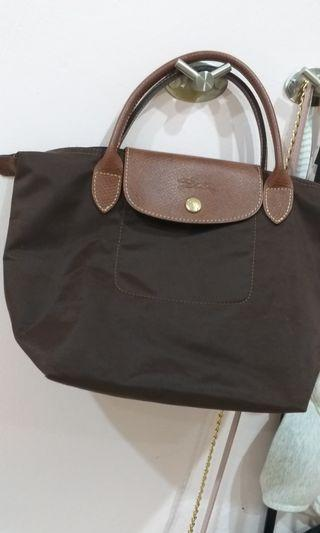 Longchamp Bag brown s size
