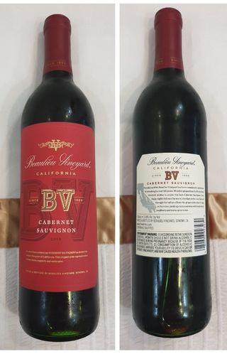 Napa Valley USA red wine