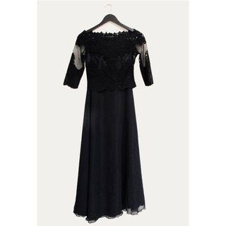 Long Black Custom Made Dress [Prom Dress]
