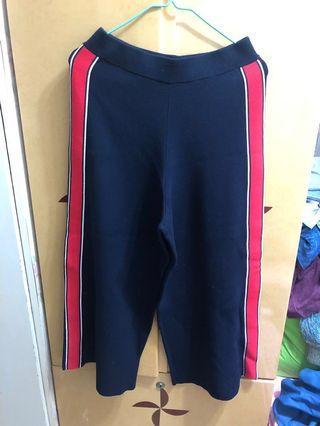 厚身彈性針織褲knit pants