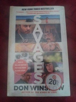 SAVAGES by Don Wilson