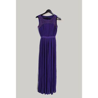 NYLA Purple Long Dress