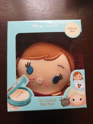 Disney Tsum Tsum - Cathy Doll Oil Control Blur Pact
