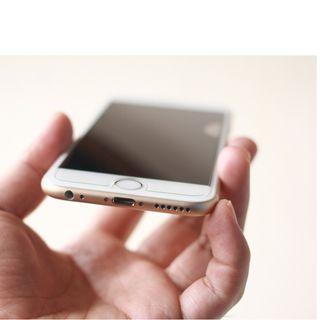 Dijual Iphone 6 32 GB (IBOX) Gold