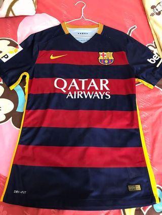 Barcelona 巴塞隆拿球員版球衣