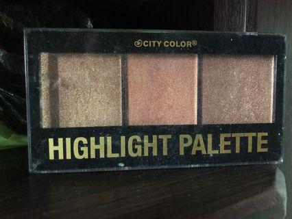 Highlighter City Color
