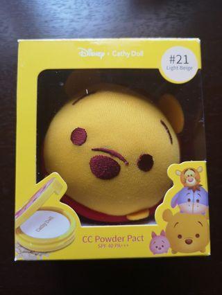Disney Tsum Tsum - Cathy Doll CC Powder Pact