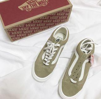🚚 Vans style 36 奶茶色☕️