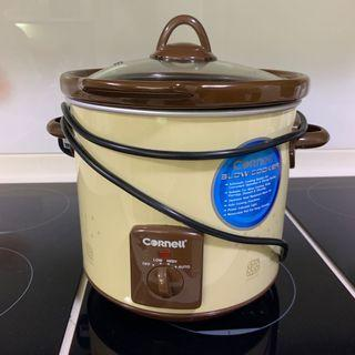 Cornell slow cooker 3L