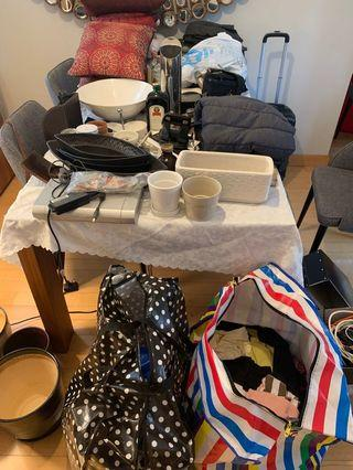 Many items - make an offer
