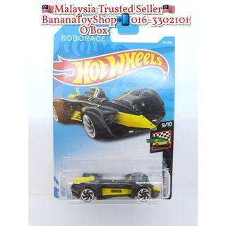 100% Original Hotwheels Series 161/250 ROBORACE ROBOCAR