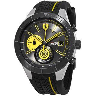 Mens ferrari redrev evo watch