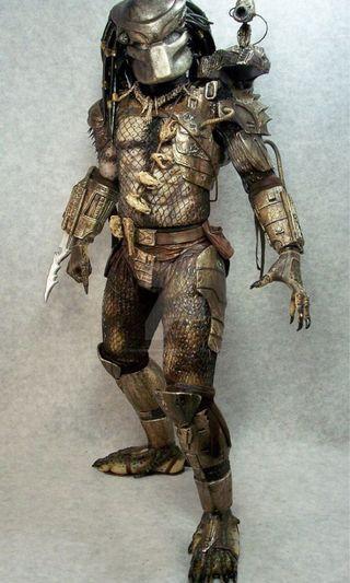 Neca 18 1/4 Predator (masked version) no alien hot Toys