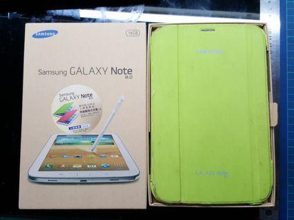 Samsung note 8.0 3g平板