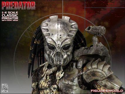 Neca 18 1/4 Gort Predator no alien hot Toys