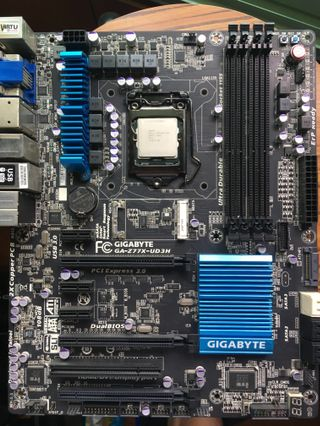z77 motherboard | Photography | Carousell Singapore