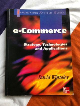 🚚 e-Commerce book