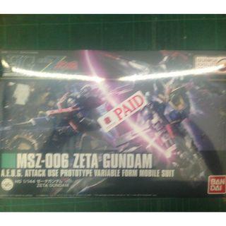HG Zeta Gundam