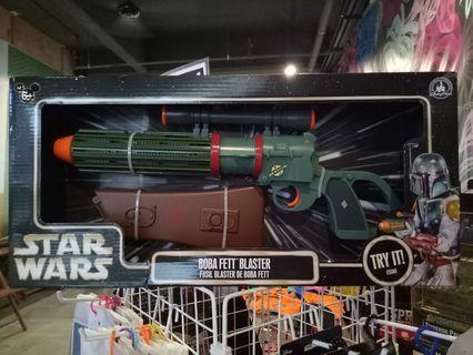 Star Wars  Boba Fett Blaster Tokyo Disneyland.