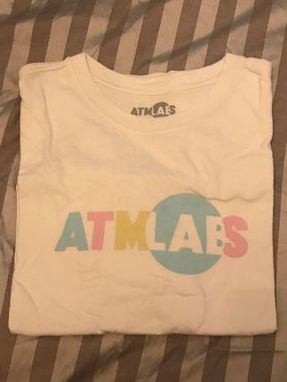 Atmos 日本版 短袖 t shirt tee champion nike