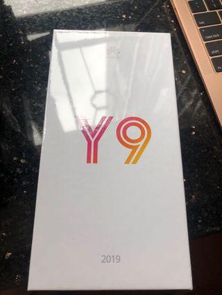 Huawei華為 Y9 藍色 64gb