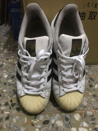 🚚 Adidas superstar 金標 JP26.5 US8.5
