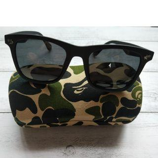 BAPE Camou Shades (Matte Black) in stock