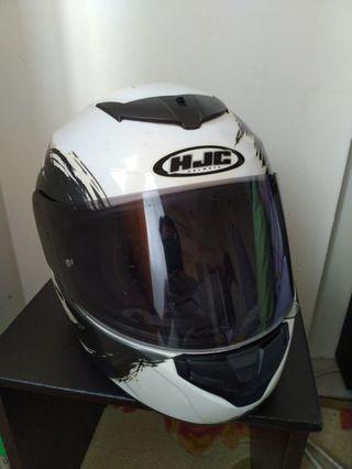 HJC CL-ST II Helmet White (L Size)