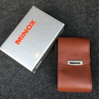Minox Soft Leather Case