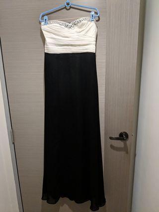 Lipsy Embellished Bandeau Dress