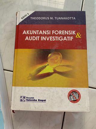 Buku Akuntansi Forensik & Audit Investigatif Edisi 2 ASLI