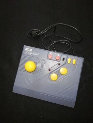 famicom fc ASCII fighting stick
