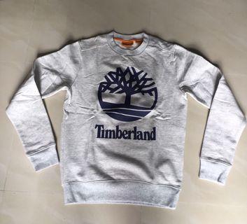 Timberland sweater 淺灰色衛衣