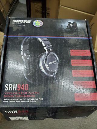 Shure 940 headphone