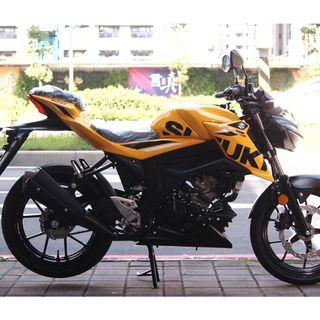 全新特價118000~SUZUKI GSX-S150 ABS
