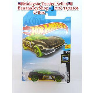 100% Original Hotwheels Series 11/250 GAZELLA GT J Case