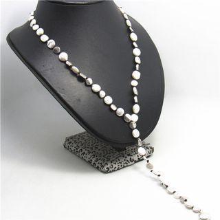 配飾首飾歐美 實物淡水珍珠