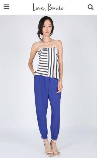 Love Bonito Agnese Crossover Front Pants
