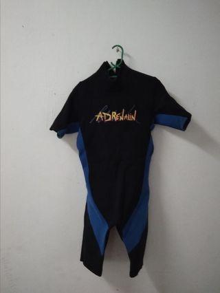 wet suit diving