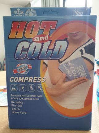 🚚 Reusable Hot/Gold Gel Pack
