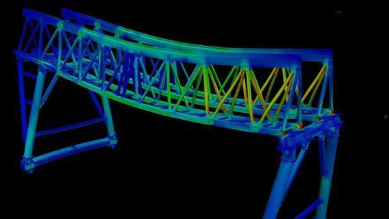 Engineering & Designing steel structure