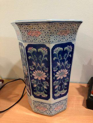 May 19 special - Porcelain Vase - very nice flower