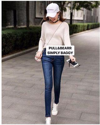 PULL&BEARR SIMPLY BAGGY