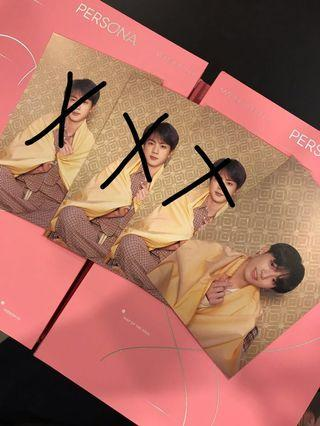 BTS Persona album - Unsealed
